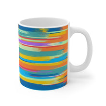 Load image into Gallery viewer, Streaks 2 the Other Way Mug 11oz