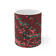 Load image into Gallery viewer, Cellular Automata 4 the Other Way Mug 11oz