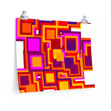 "Load image into Gallery viewer, GenArt ""Mom and Pop Art 3"". Premium Matte horizontal posters"