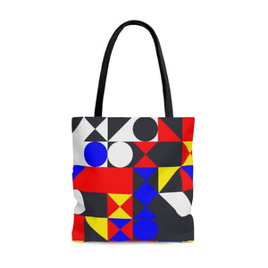 Auto Cell 2 AOP Tote Bag