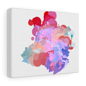 Shape Jumble 2 Canvas Gallery Wraps