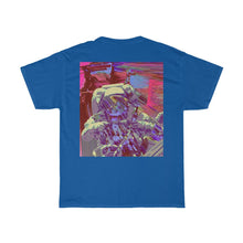 Load image into Gallery viewer, Astro Four Front and Back Printed Unisex Heavy Cotton Tee