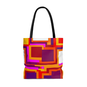 Mom and Pop Art 3 AOP Tote Bag