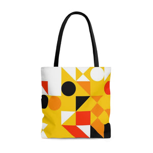 Auto Cell 1 AOP Tote Bag