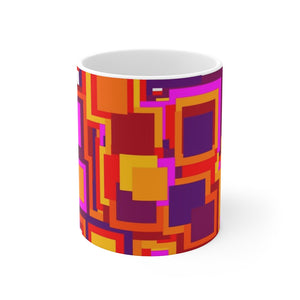 Mom and Pop Art 3 Mug 11oz