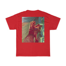 Load image into Gallery viewer, Astro Eight Front and Back Printed Unisex Heavy Cotton Tee