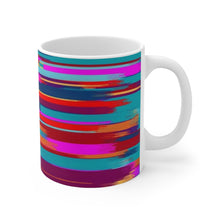 Load image into Gallery viewer, Streaks 1 the Other Way Mug 11oz