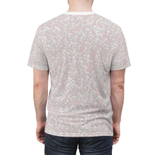 "Load image into Gallery viewer, ""Crazy Grid"" Unisex AOP Cut & Sew Tee"