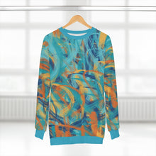 Load image into Gallery viewer, Streaky AOP Unisex Sweatshirt