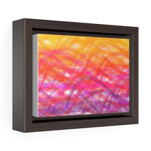 Load image into Gallery viewer, GenArt Even More Turbulent Serenity Horizontal Framed Premium Gallery Wrap Canvas