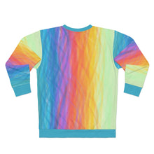 Load image into Gallery viewer, Not Your Crazy Uncle's Tye Dye  AOP Unisex Sweatshirt