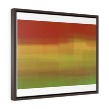 "Load image into Gallery viewer, GenArt ""Color is my Jazz"" Horizontal Framed Premium Gallery Wrap Canvas"