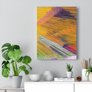 Abstract 6 Canvas Gallery Wraps