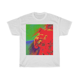 Astro Five Unisex Heavy Cotton Tee