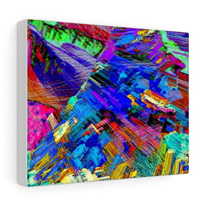 Abstract 7 Canvas Gallery Wraps