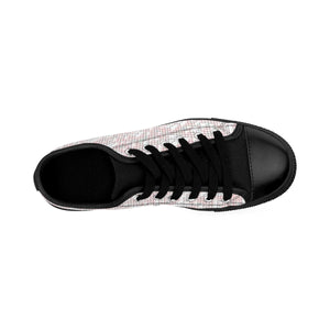 """Crazy Grid"" Women's Sneakers"