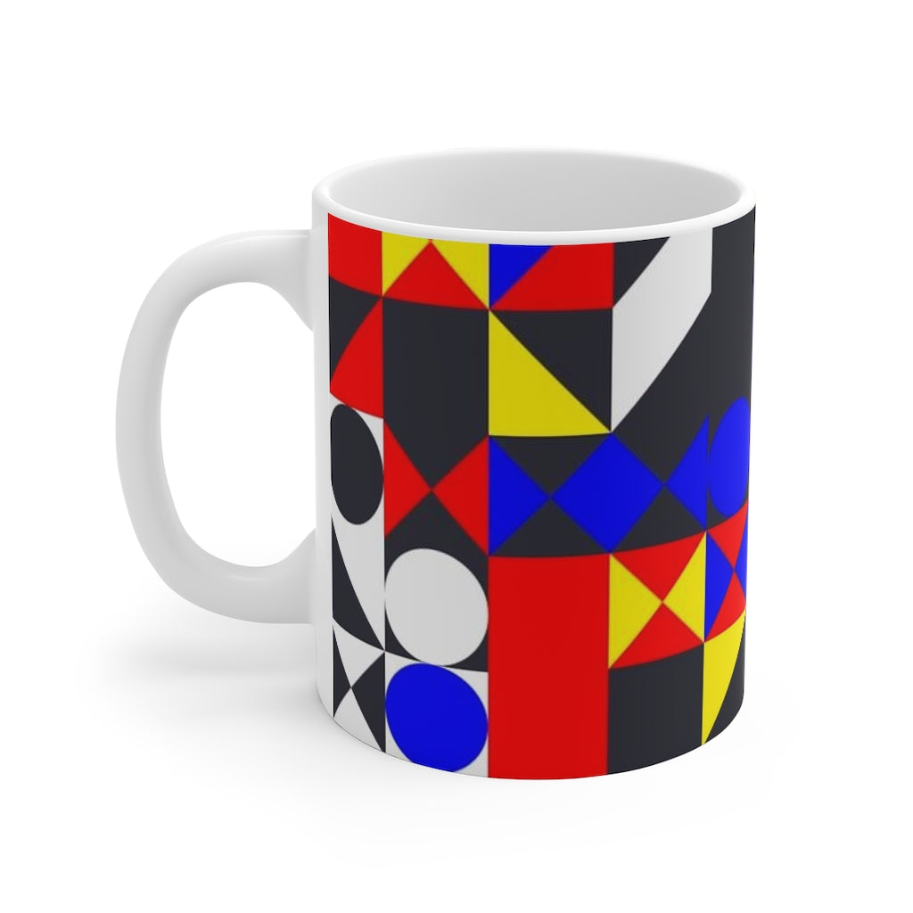 Cellular Automata 3 Mug 11oz