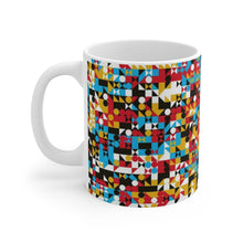 Load image into Gallery viewer, Cellular Automata 1 Mug 11oz
