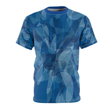"Load image into Gallery viewer, ""WaterRose"" Unisex AOP Cut & Sew Tee"