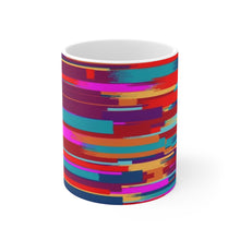 Load image into Gallery viewer, Streaks 1 Mug 11oz
