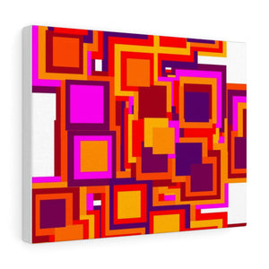 GenArt Mom and Pop Art 3. Canvas Gallery Wraps
