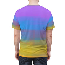 "Load image into Gallery viewer, ""Not Your Momma's Tie Dye"" Unisex AOP Cut & Sew Tee"