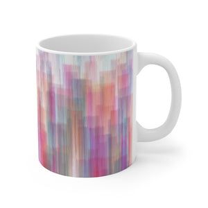 Subtle Skyline 1 Mug 11oz