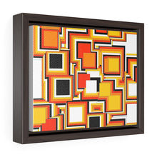 Load image into Gallery viewer, GenArt Mom and Pop Art 2 Horizontal Framed Premium Gallery Wrap Canvas