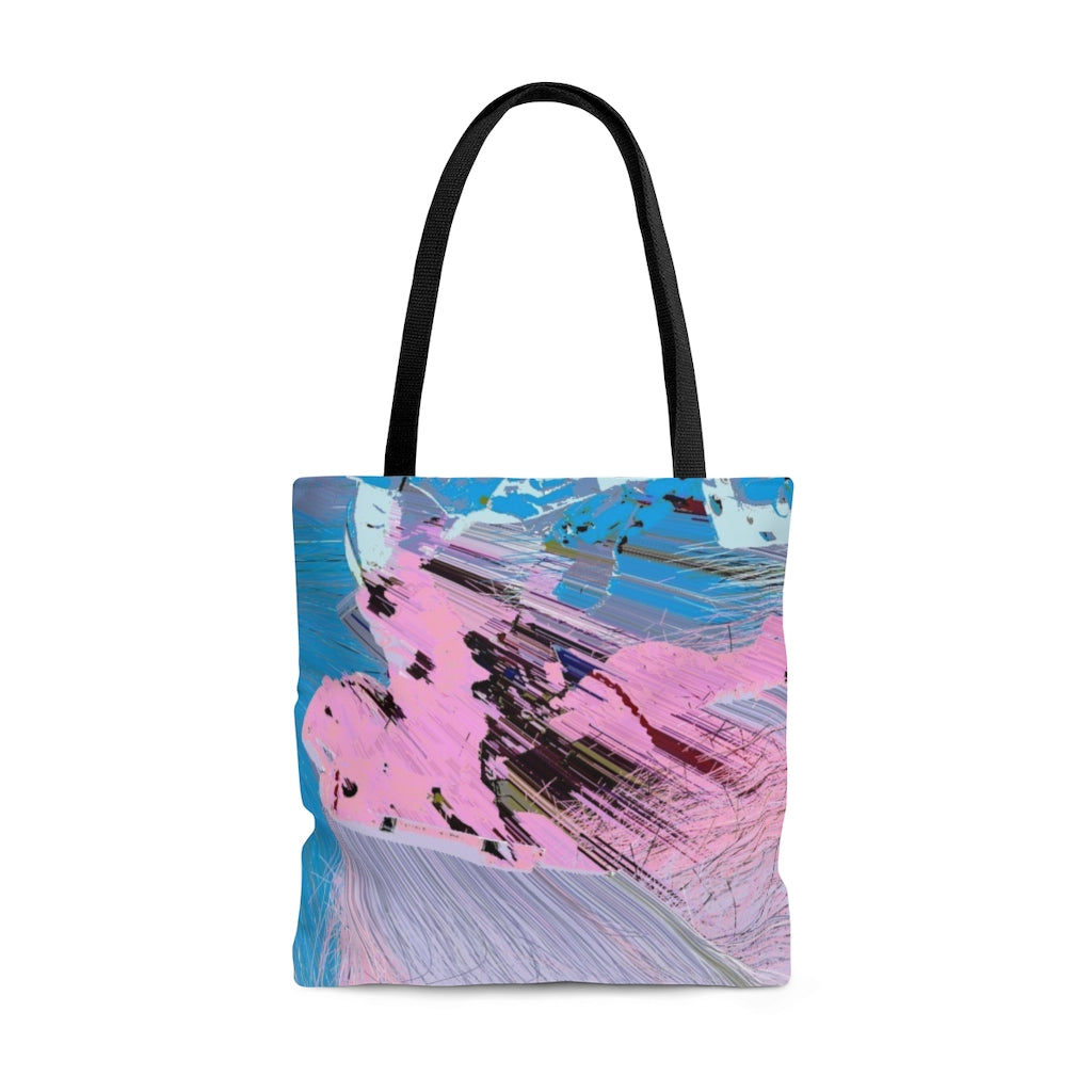Astro Six  AOP Tote Bag