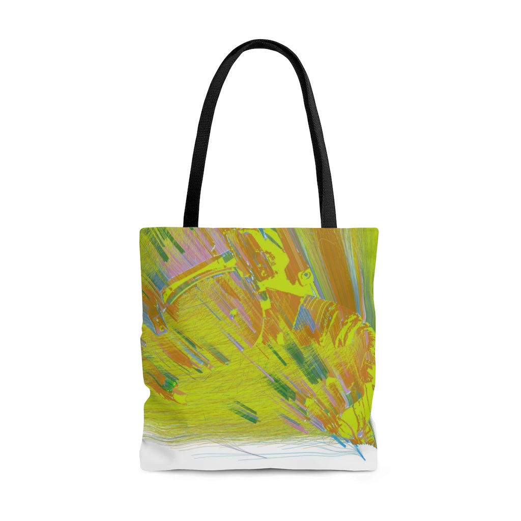 Astro Two AOP Tote Bag