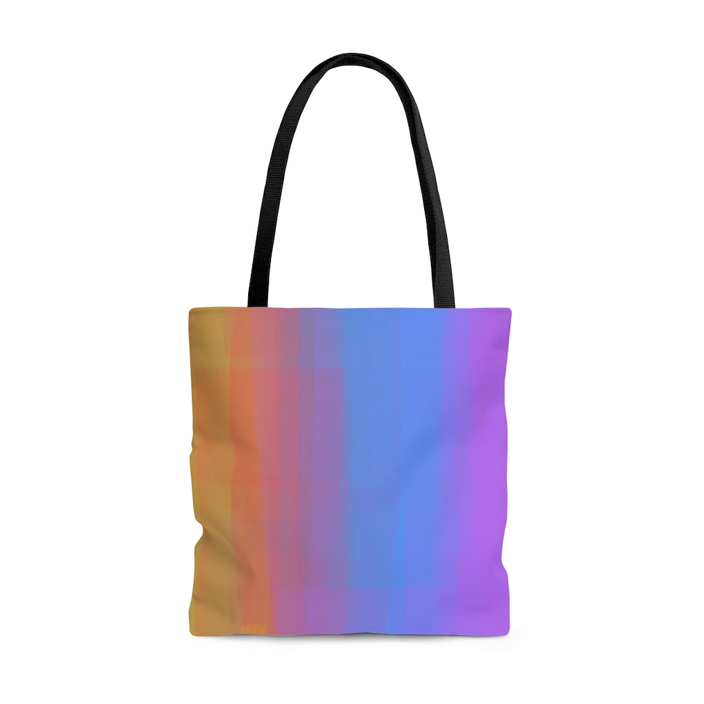 Sunset 2 AOP Tote Bag