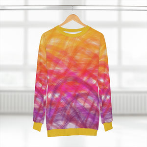 Not Your Daddy's Tye Dye AOP Unisex Sweatshirt