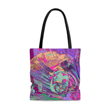 Load image into Gallery viewer, Astro Eleven AOP Tote Bag
