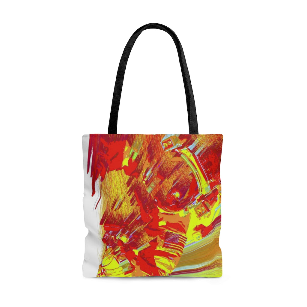 Astro One AOP Tote Bag