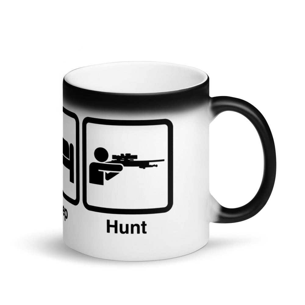 Eat. Sleep. Hunt. Magic Mug