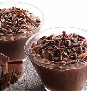 Coppa Chocolate Mousse
