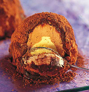 Chocolate Truffle (Tartufo)