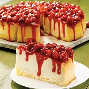 Cheese Alla Fragola Cheesecake