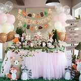 Woodland It's A Girl Baby Shower Decorations