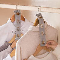 Thinktoo  Closet Hanger Wonder Space Save Magic Extension Connection Clothing Rack Band Home Household Tool Accessories