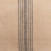DII 100% Jute, Rustic, Vintage Table Runner, for Parties, BBQ's, Everyday, Holidays Use, 15x48, Solid Natural