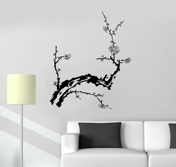 Vinyl Decal Branch Decoration Tree Home Living Room Art Wall Stickers (007ig)