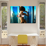 Sexy Girl Poster Wall Art Pictures for Living Room Home Decor Painting 24X36inch