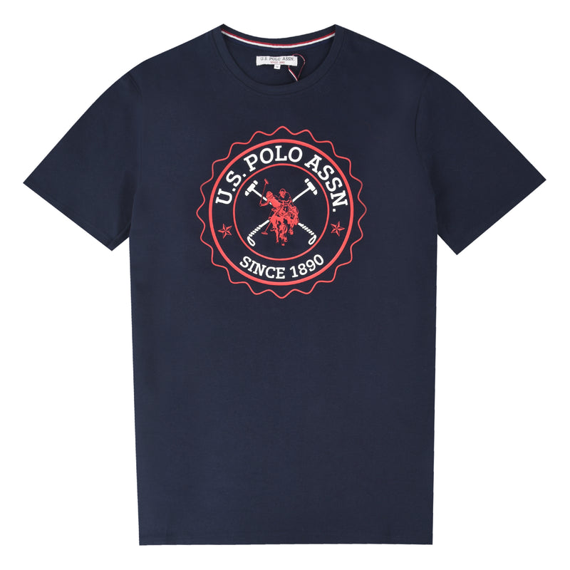 U.S. Polo Assn. Graphic T-Shirt