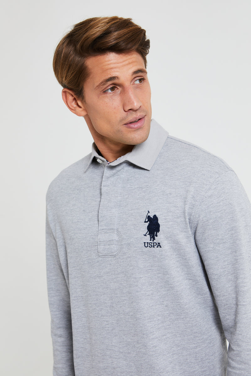 U.S. Polo Assn. Classic Rugby Top