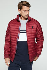 U.S. Polo Assn. Light Weight Puffa
