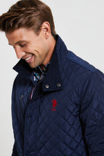 U.S. Polo Assn. Quilted Hacking Jacket