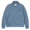 U.S. Polo Assn. Zip-Through Jersey Bomber