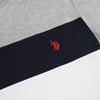 U.S. Polo Assn. Colour Block Lifestyle T- Shirt