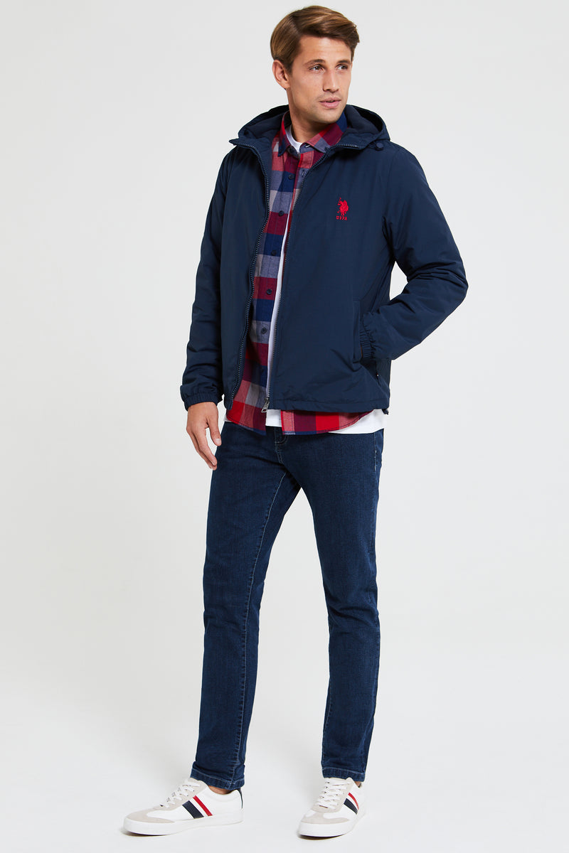 U.S. Polo Assn. Micro Fleece Lined Jacket